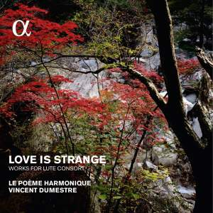 Love Is Strange - Works for Lute Consort