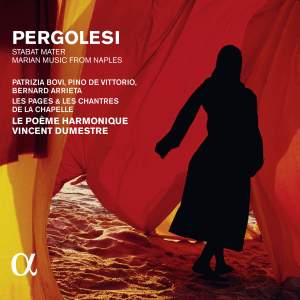 Pergolesi: Stabat Mater, Marian Music Product Image