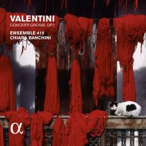 Valentini, Giuseppe: Concerti Grossi Product Image
