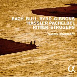 Bach, Bull, Byrd, Gibbons: Works for Harpsichord
