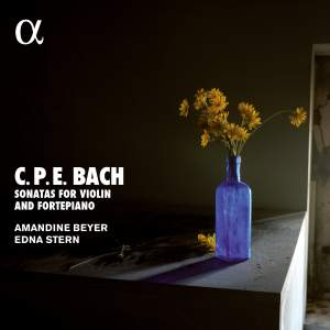 CPE Bach: Sonatas for violin and fortepiano