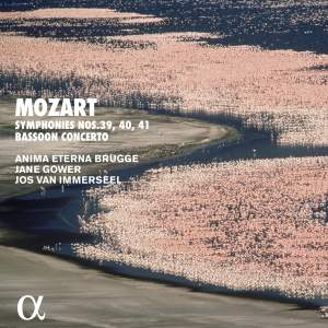 Mozart: Symphonies Nos. 39-41 & Bassoon Concerto