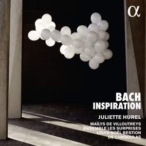 JS Bach: Inspiration Product Image
