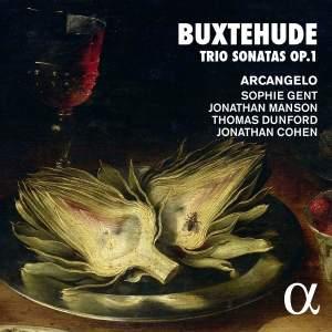 Buxtehude: Seven Sonatas, Op. 1 BuxWV 252-258 Product Image