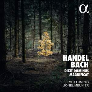 Vox Luminis sing Handel & Bach Product Image