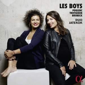 Les Boys - Piano Duos by Poulenc, Trotignon & Brubeck
