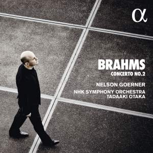 Brahms: Piano Concerto No. 2 in B flat major, Op. 83