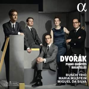 Dvorak: Piano Quintets & Bagatelles Product Image