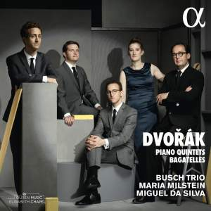 Dvorak: Piano Quintets & Bagatelles