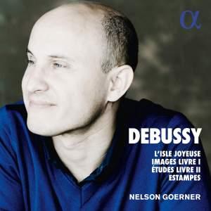 Debussy: L'Isle Joyeuse, Images Livre I, Etudes Livre II & Estampes Product Image
