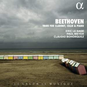 Beethoven: Clarinet Trios Product Image