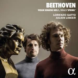 Beethoven: Violin Sonatas: Nos 1, 10 & 5 Product Image