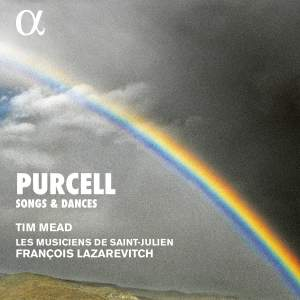 Purcell: Songs & Dances