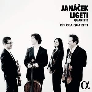 Janáček & Ligeti: String Quartets Product Image
