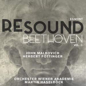 Re-Sound Beethoven Volume 3: Egmont Product Image
