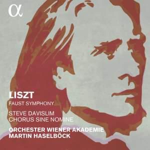 Liszt: A Faust Symphony, S108 Product Image