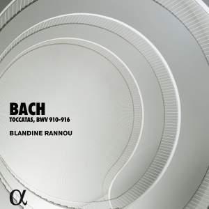 JS Bach: Toccatas, BWV 910-916