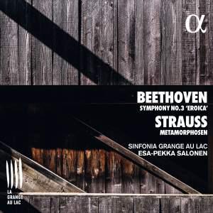 Beethoven: Symphony No. 3 'Eroica' & Strauss: Metamorphosen Product Image
