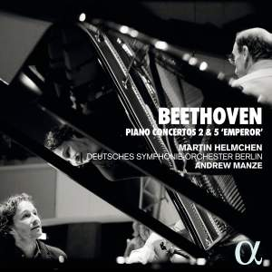 Beethoven: Piano Concertos Nos. 2 & 5 Product Image