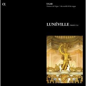 Orgue de Lunéville