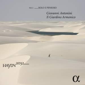 Haydn 2032 Volume 3: Solo e pensoso