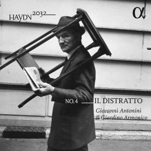 Haydn 2032 Volume 4 - Il Distratto Product Image