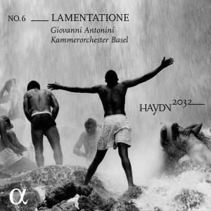 Haydn 2032 Volume 6 - Lamentatione