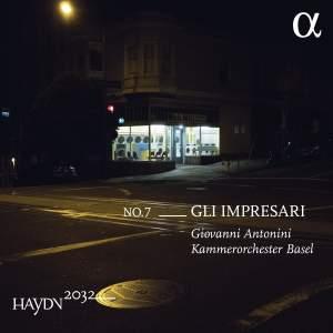 Haydn 2032 Volume 7 - Gli Impresari
