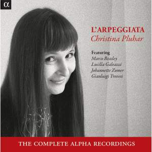 Christina Pluhar: The Complete Alpha Recordings Product Image