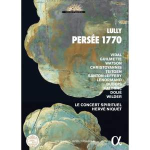 Lully: Persée 1770 Product Image