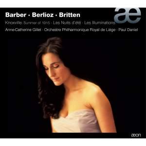 Paul Daniel conducts Barber, Berlioz & Britten