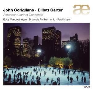 American Clarinet Concertos Product Image