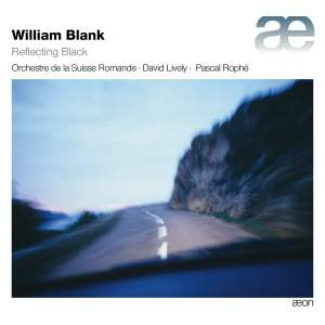 William Blank: Reflecting Black