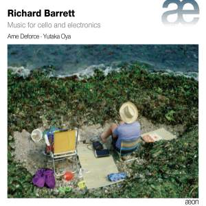 Richard Barrett: Music for Cello and Electronics Product Image