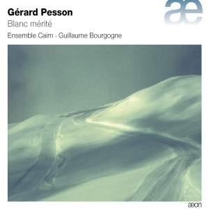 Gérard Pesson: Blanc Mérité Product Image