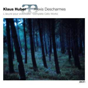 Klaus Huber: Complete Cello Works Product Image