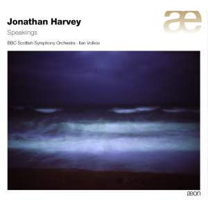 Jonathan Harvey - Speakings