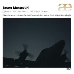 Bruno Mantovani: Concerto pour deux altos, Time Stretch & Finale