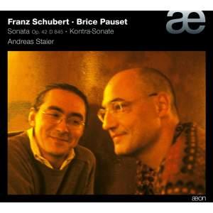 Schubert & Pauset: Piano Sonatas