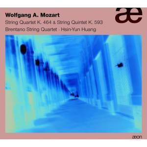 Mozart: String Quartet No. 18 & String Quintet No. 5