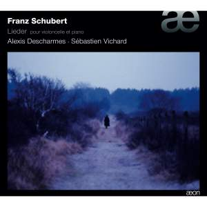 Schubert: Lieder for Cello and Piano