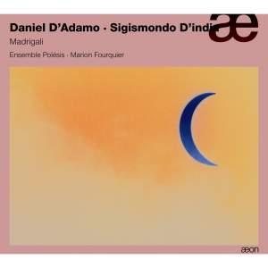 D'India & D'Adamo - Madrigali
