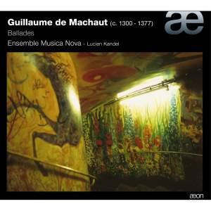 Guillaume de Machaut: Ballades
