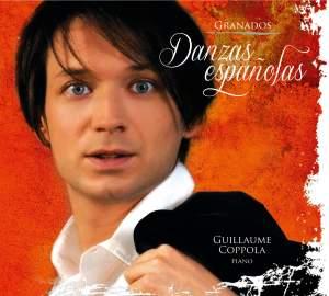 Enrique Granados: Danzas Espanolas