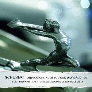 Schubert: Arpeggione & Der Tod und das Mädchen