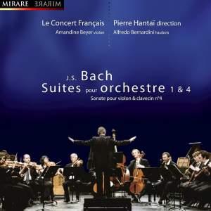 Bach - Orchestral Suites 1 & 4