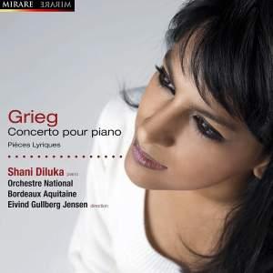 Grieg: Concerto Pour Piano & Pièces Lyriques