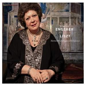 Brigitte Engerer plays Liszt