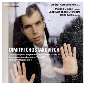 Dimitri Chostakovitch : Les 2 concertos pour piano - 24 Préludes, op.34