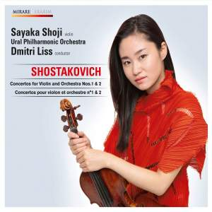 Shostakovich: Violin Concertos nos.1 & 2